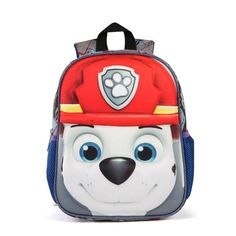 cbd560f547 Cute Puppy Little Kid Backpack Cartton Printing School Bag Backpacks For  Boys girls of Kindergarten