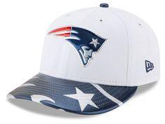 New England Patriots New Era 2017 NFL Low Profile Draft 59FIFTY Cap 108ce467d01b8