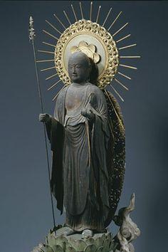 木造地蔵菩薩立像(もくぞうじぞうぼさつりゅうぞう)