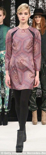 Charlotte Ronson collection at New York Fashion Week