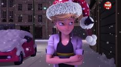 PHOTOS FROM THE MIRACULOUS LADYBUG SPECIAL CHRISTMAS
