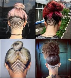 Fashionable Men's Haircuts : Cool Hairstyles undercut to show » New Medium Hairstyles-There is one thing that we definitely stolen by men – hairstyles undercut for women . And even if stolen, the women manage to bring and maintain perfect undercuts, as these looks hair was always sure... - #Haircuts