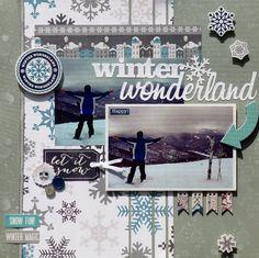 Layout: Winter Wonderland