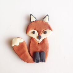 Hope you are feeling foxy. You should...you are brilliant! Xoxo