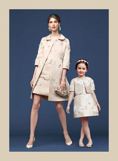Dolce & Gabbana: mãe e filha