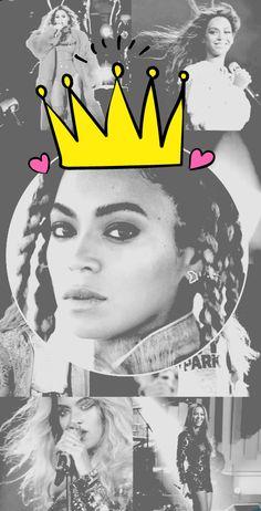 Beyoncé Lockscreen