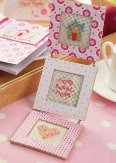 New Home Cross-Stitch