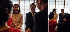 Elegant Traditional Kyoto Wedding | Chinese tea ceremony | http://brideandbreakfast.hk/2016/04/18/elegant-traditional-kyoto-wedding/