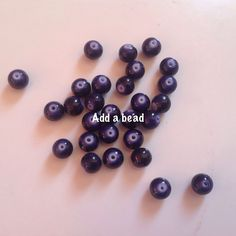 ADD A BEAD: GB6-11 size 6mm price : 35 inr for 50 beads
