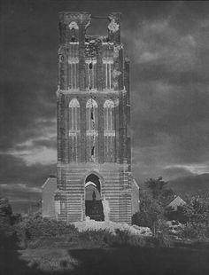 Toren van Sambeek jaren 40. cultuurhistorie www.desteenakker.nl