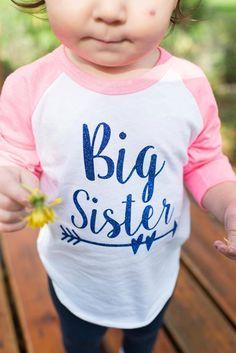 Big Sister Shirt...Promoted to Big Sister Shirt...Big Sister