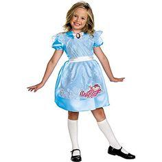 Alice In Wonderland Classic Costume Size: 3T-4T Disney http://www.amazon.com/dp/B00411VGMA/ref=cm_sw_r_pi_dp_kCaUtb0HJRBEWN20