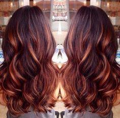 Best ideas about brown hair caramel highlights (15)