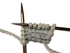 I-cord Cast On 3 (or 4) stitch An I-cord Cast On creates an I-cord edging.