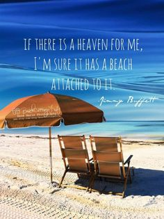 #Beaches = Love and HEaven ~ Jimmy Buffett by dale