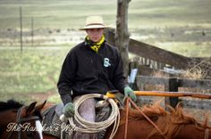 The Idaho Rancher's Wife: Days of Branding: How we do it