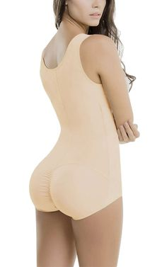 666bb2fb44db7 TOPMELON Womens Shapewear Bodysuit Tummy Control Slimming Full Body Shaper  Nude M -- Want additional info  Click on the image. (This is an affiliate  link)   ...