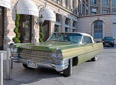 Cadillac Convertible de ville 1964 by Ganymede2009, via Flickr