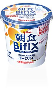 朝食BifiXヨーグルトマイルドプレーン375g