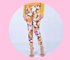 SHOP Atos Lombardini  http://www.dipierrobrandstore.it/product/1867/Pantaloni-capri-fantasia-floreale-multicolor.html