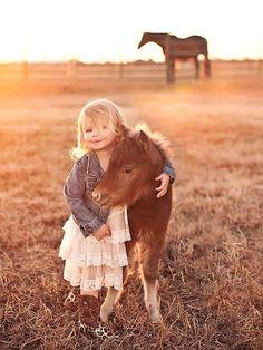 Little Horse for a Little Girl