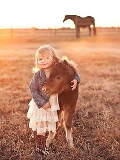 All horses deserve to be loved by a little girl and all little girls deserve to be loved by a horse.  Truly an amazing experience! ~Kathyann