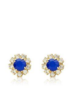 Cluster Stud Earrings - Juicy Couture
