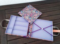 Maleta Pocket Colorir | Arte by Galante | Elo7