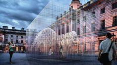🔶 طراحی پاویون ایران در دو سالانه طراحی لندن  http://www.afamnews.ir/?p=1849  ✍️ الناز احمدی 🗄 روزخبر 🔎 9704110070  🅰️ @afamarts