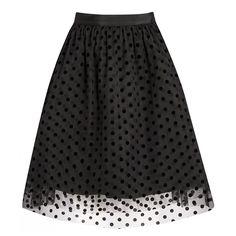 Think, that black polka dot sundress fetish with