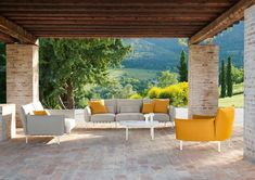 As part of their ongoing TOUR DU MONDE adventure, DEDON continues to travel the world, documenting the best in outdoor living. Outdoor Sofa, Outdoor Spaces, Outdoor Living, Outdoor Furniture Sets, Outdoor Decor, Sofa Design, Balkon Design, Colonial Furniture, Interiors