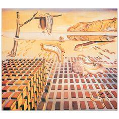 DALÌ - La disintegrazione della persistenza della memoria 58x51 cm #artprints #art #prints #interior #design #SalvadorDalí #Dalí Scopri Descrizione e Prezzo http://www.artopweb.com/autori/salvador-dali/EC21795