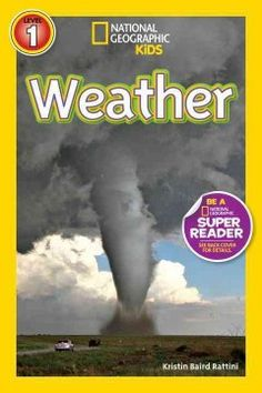 What causes thunder and lightning? How do different clouds form? What makes a tornado twist? Kids will discover the answers to these questons and more in this colorful, photo-packed book. In this inviting and entertaining format, kids will discover what causes the weather they experience every day. This Level 1 reader is written in an easy-to-grasp style to encourage the meteorologists of tomorrow!