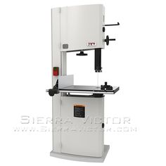 """ITEM: 18"""" Steel Frame Woodworking Bandsaw (1-3/4 HP),  MAKE: JET®,  MODEL: JWBS-18,  PART# 714700, CALL 386-304-3720, VISIT http://sierravictor.com/index.php?dispatch=products.view&product_id=3883"""