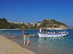 Valtos Beach Parga Greece