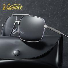 9207edd774 New Gafas de Sol Hombre Women Polarized Fishing glasses d squared Goggles  Double Birdge Polarized lens