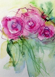 """Abstract Roses Greeting Card for Sale by Britta Zehm. Our premium-stock greeting cards are 5"""" x 7"""" in size and can be personalized with a custom message on the inside of the card. All cards are available for worldwide shipping and include a money-back guarantee."""