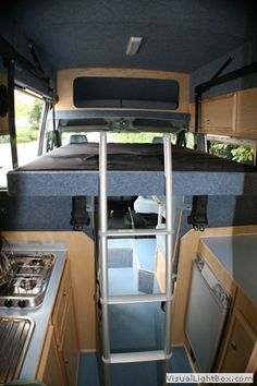 YC Gallery 9 - Designers and Manufacturers of Bespoke Motorhomes and Specialist Vehicles.