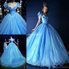 Give yourself the best gift for your adult ceremony - 2015 Cinderella Quinceanera Dresses Vintage Ball Gown Off Shoulder Lace Up Blue Princess Long Prom Dress Custom Made Sweet 16 Dress Gowns in sweet-life. And quinceanera dresses for 2015,flowy dresses and quinceanera dresses sale are offered cheaply in price.