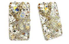 Swarovski Crystal-Covered Case