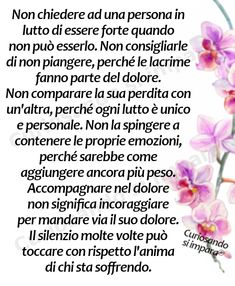 Narrative Story, Italian Quotes, Love Never Dies, Common Sense, Holidays And Events, Positive Thoughts, Grief, Wise Words, Favorite Quotes