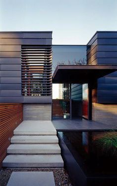 balmoral house by fox johnston architects in architecture interior design