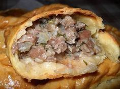 Savory Pastry, Good Food, Yummy Food, Russian Recipes, Seafood Dishes, International Recipes, Tasty Dishes, Street Food, Breakfast Recipes