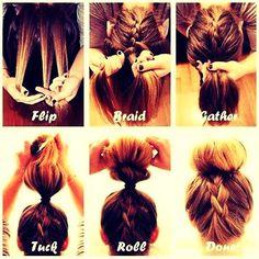 Hair Bun!!!!!