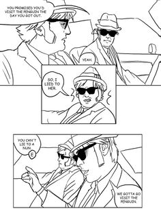 Blues Brothers Manga 021 by Shikalee on DeviantArt