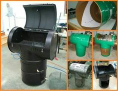 Make a Steel Drum Smoker