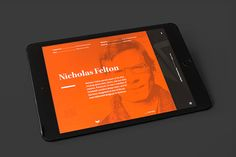 Verso – Digital Magazine | Abduzeedo Design Inspiration