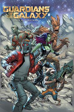 'Guardians of the Galaxy' Exclusive Print at Redd Rockett's Pizza Port in Disneyland Park