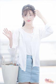 160722 인천공항 출국 아이유 직찍 by 미스터신iu