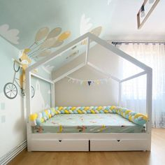 House Of Beauty, Twin Babies, Baby Room, Man Cave, Toddler Bed, Kids Room, Sweet Home, Bedroom, Furniture